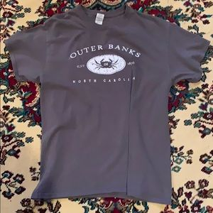 Outer banks tee